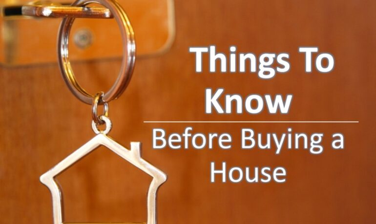 Useful Tips When Buying a Home